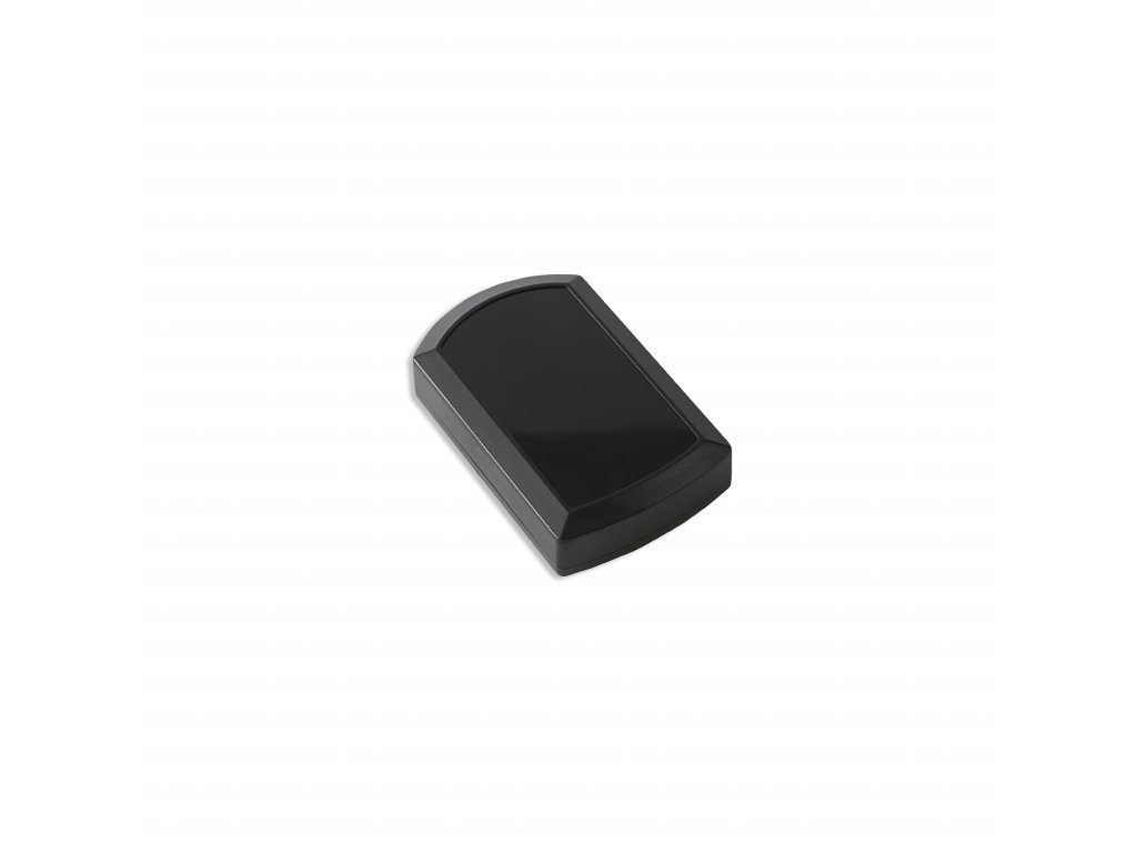 Plastová krabička KM100B, černá