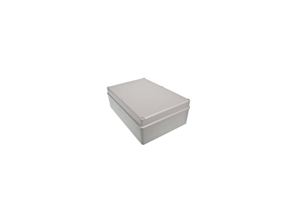 Plastová krabička Z95J ABS, šedá