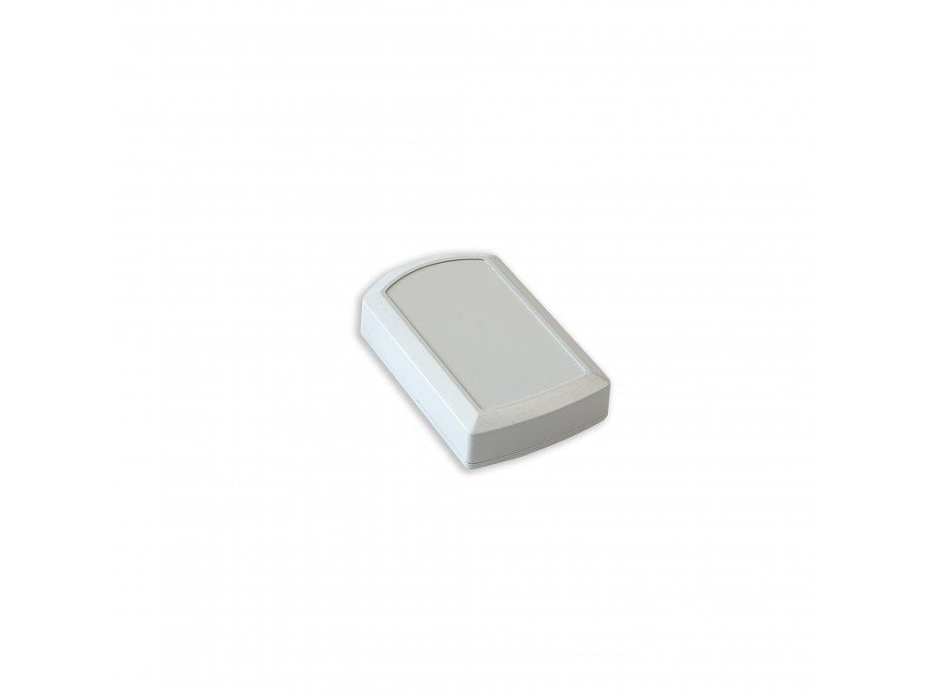 Plastová krabička KM100H, šedá