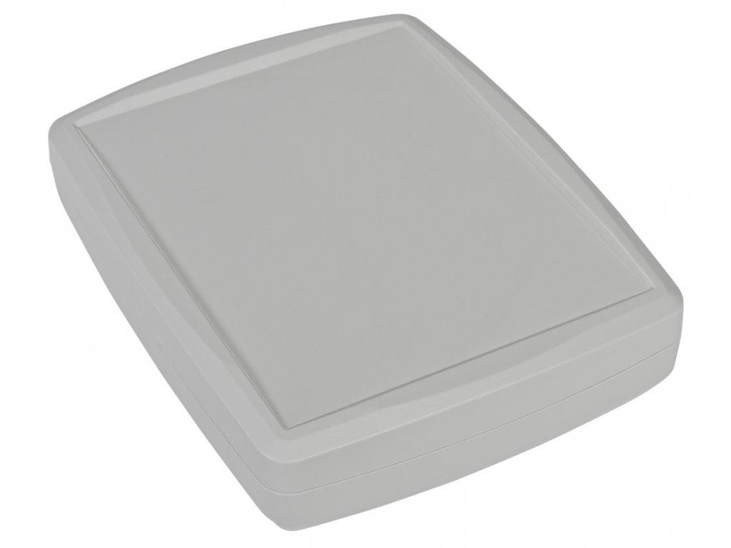 Plastová krabička Z124JS, šedá