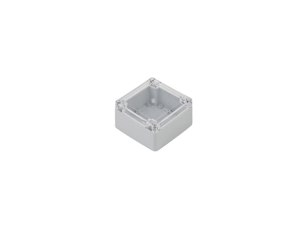 Plastová krabička ZP105.105.60JpH TM PC