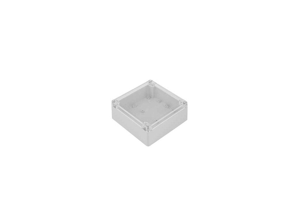 Plastová krabička ZP120.120.60JpH TM PC