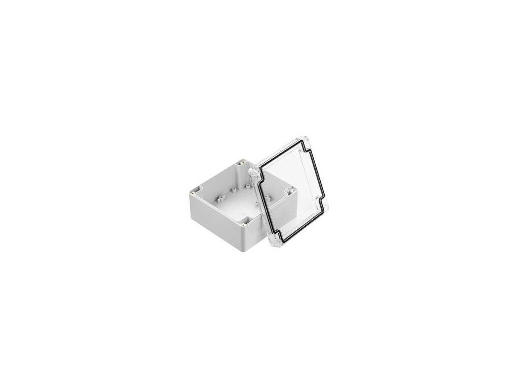 Plastová krabička ZP120.120.60SJp TM
