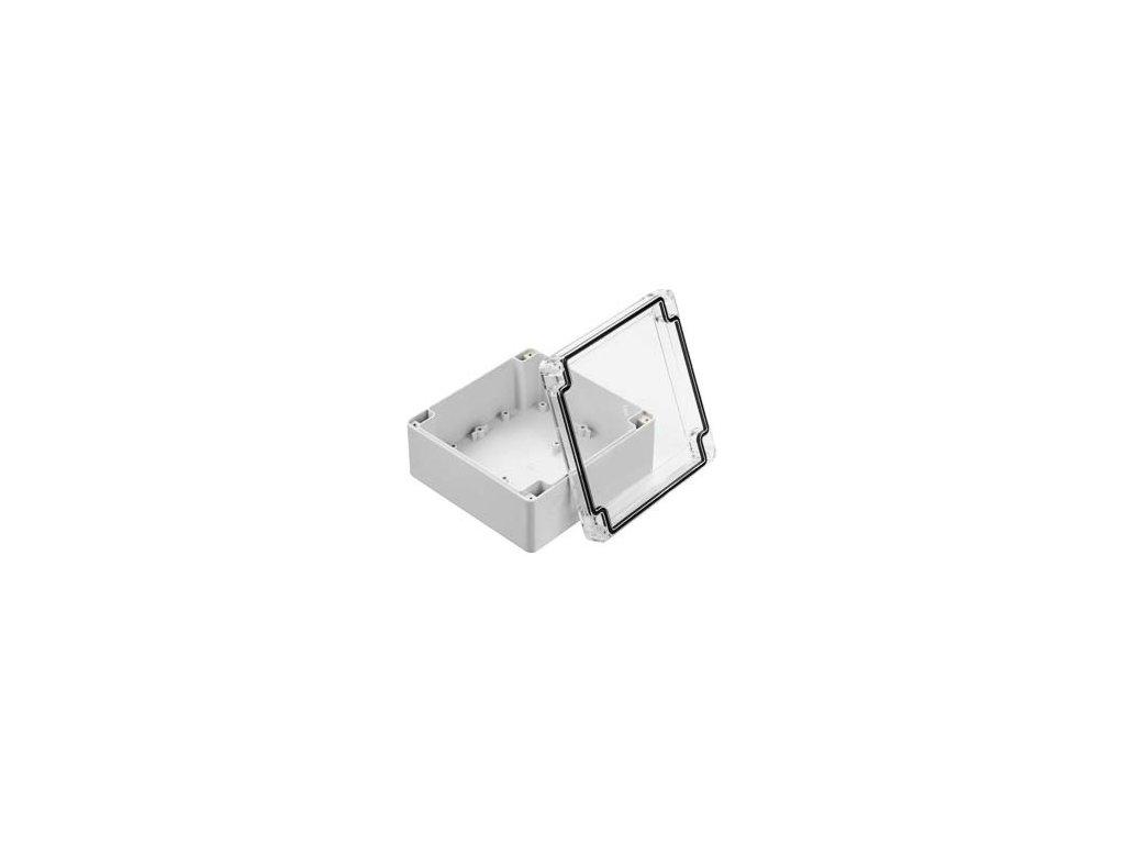Plastová krabička ZP135.135.60SJp TM