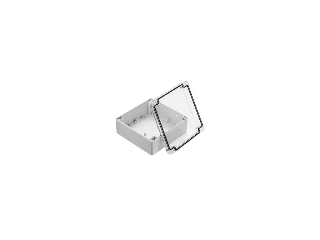 Plastová krabička ZP150.150.60SJp TM PC