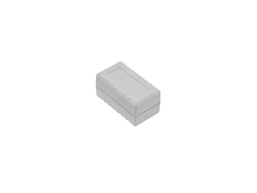 Plastová krabička Z130, šedá