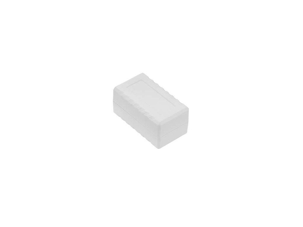 Plastová krabička Z130, bílá
