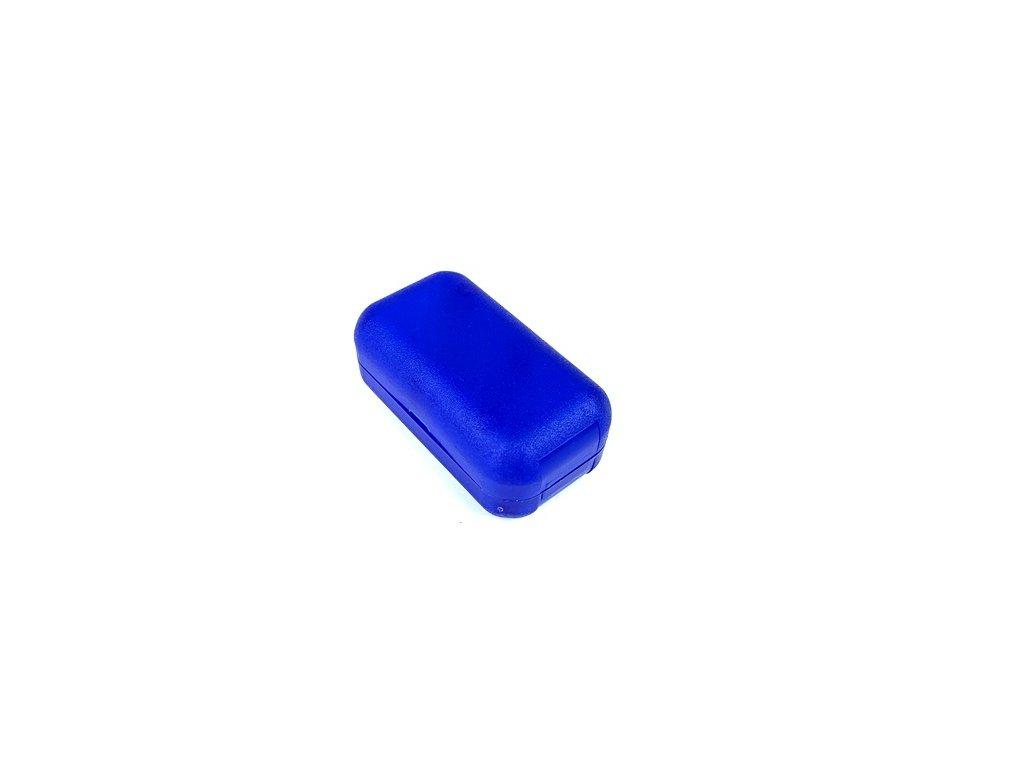 Plastová krabička KM24, modrá