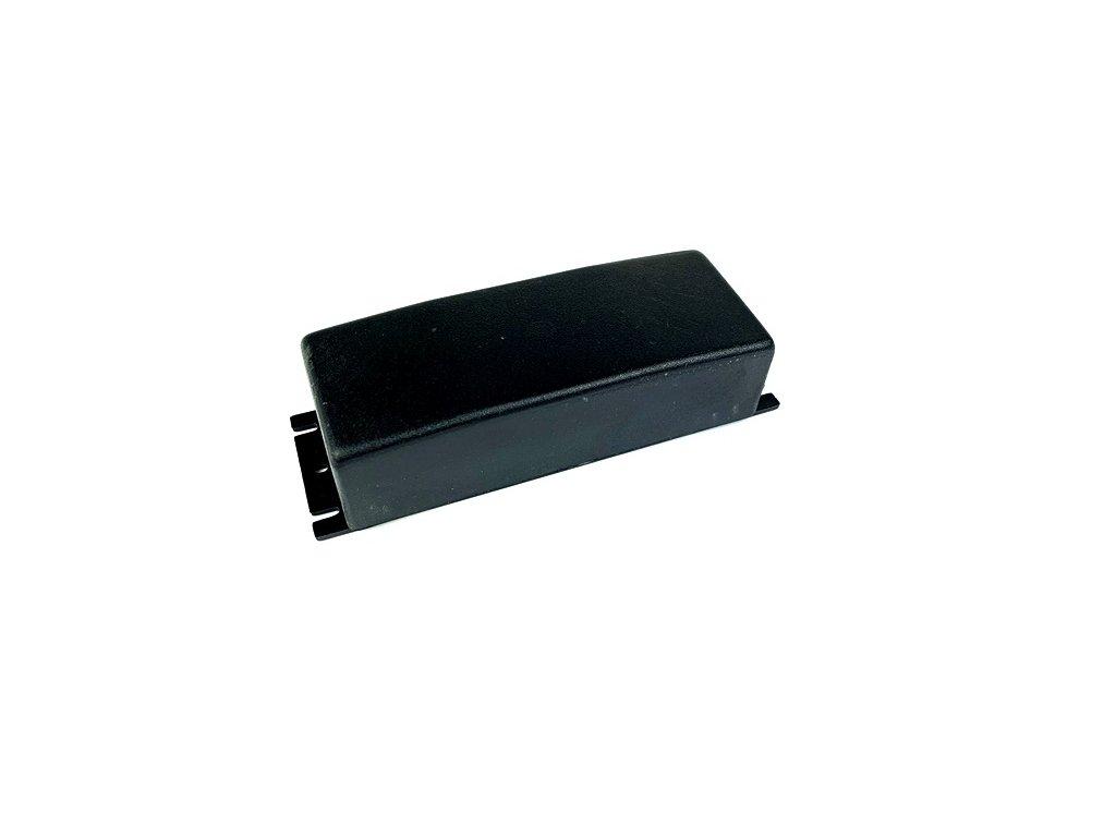 Plastová krabička KM93, černá