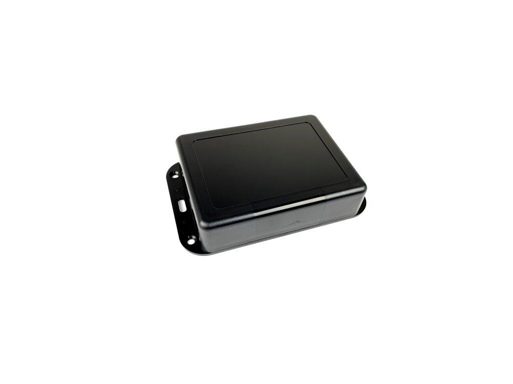Plastová krabička KM79, černá