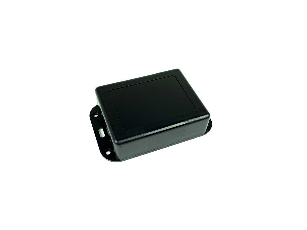 Plastová krabička KM79A, černá