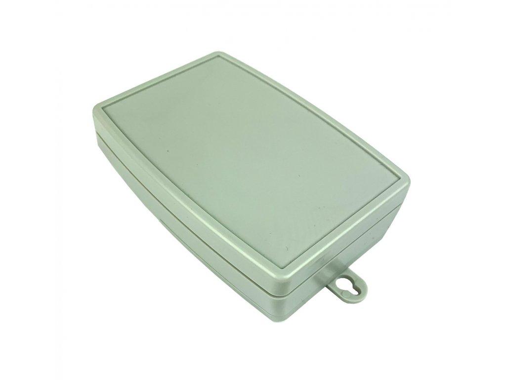 Plastová krabička BK3003, šedá