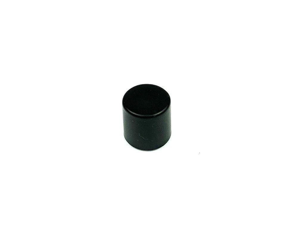 Plastová krabička KM125A, černá