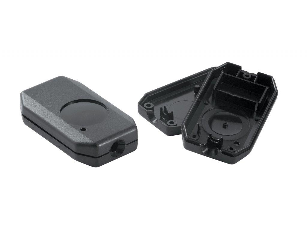 Plastová krabička KM15N, černá