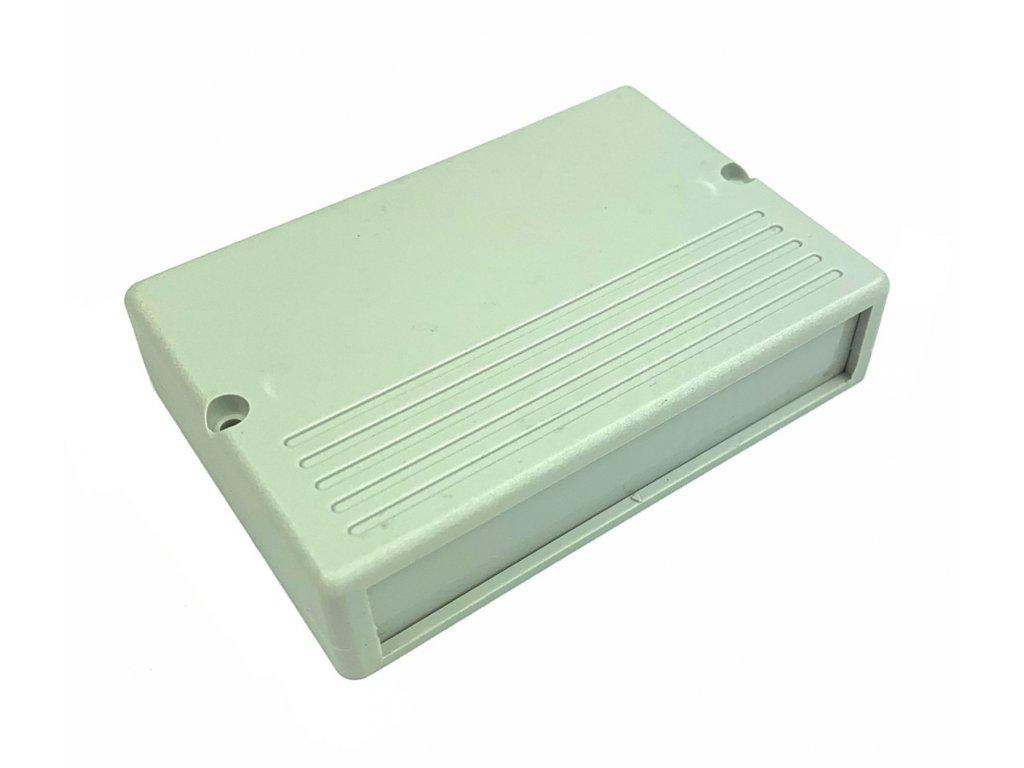 Plastová krabička KM41, šedá