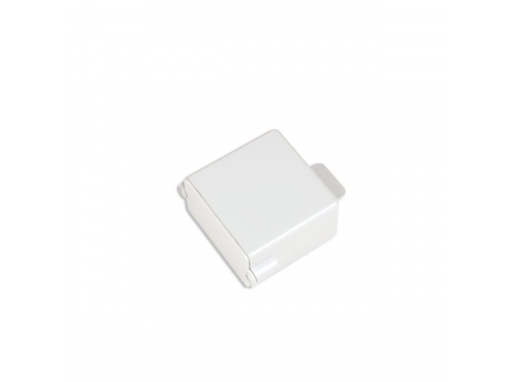 Plastová krabička KM18, šedá