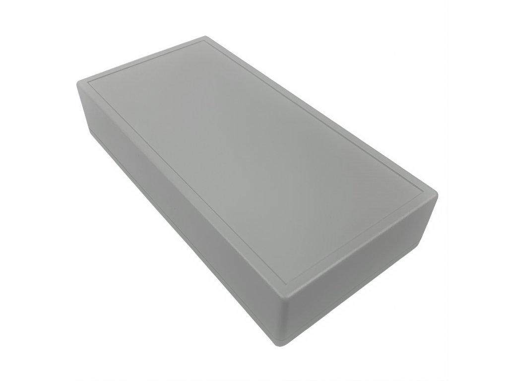 Plastová krabička HM1599HGY, šedá