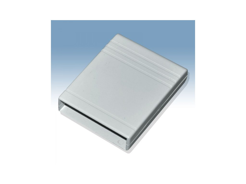 Plastová krabička KM20B, šedá