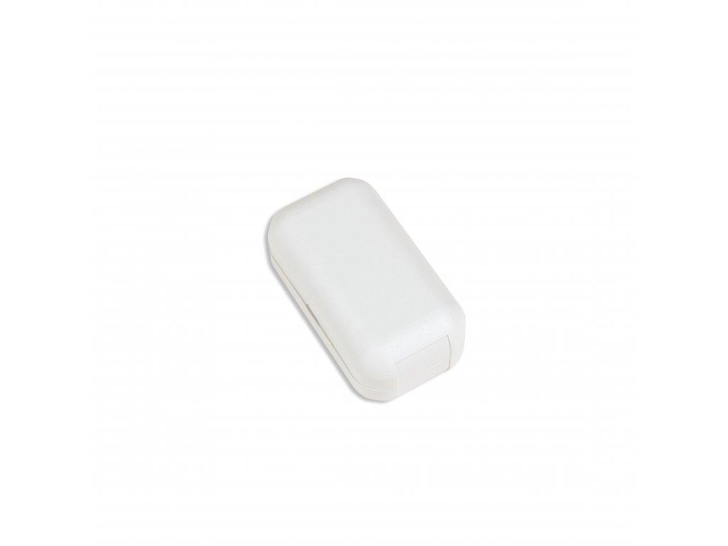 Plastová krabička KM24, šedá