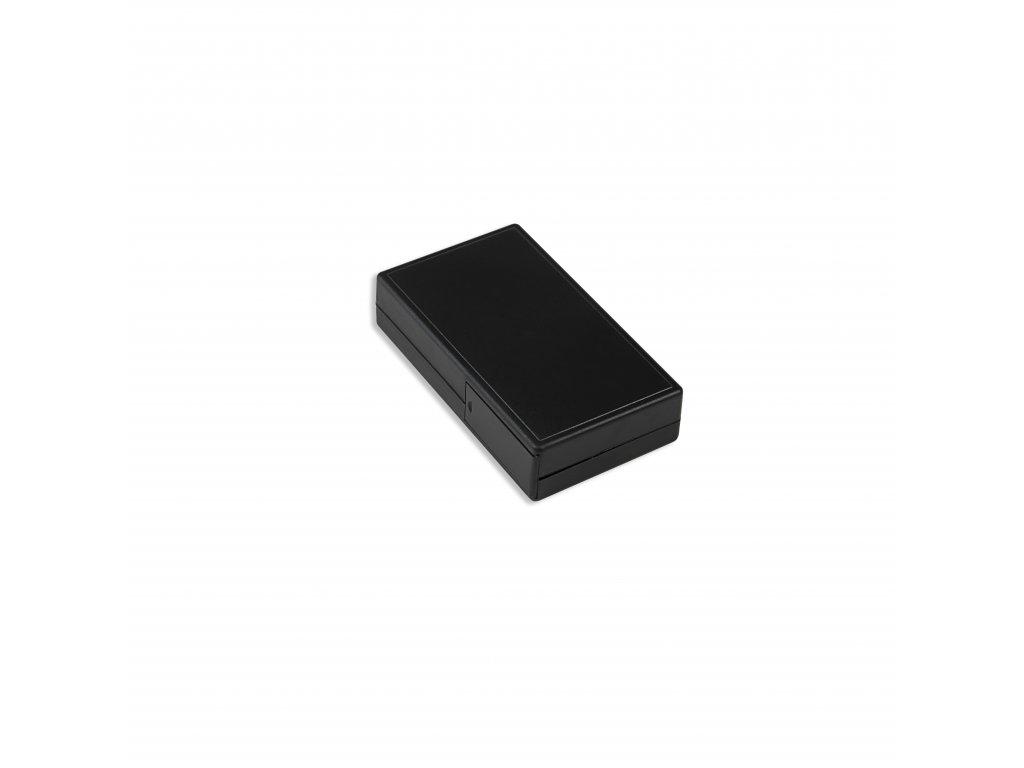 Plastová krabička KM26, černá