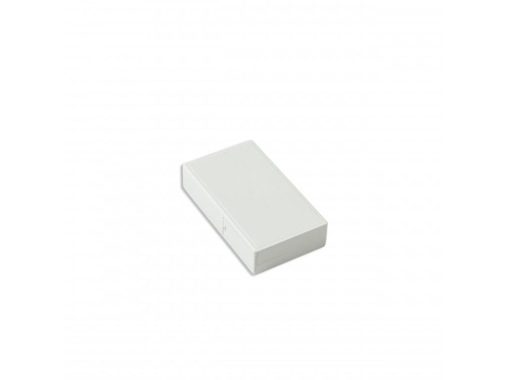 Plastová krabička KM26, šedá