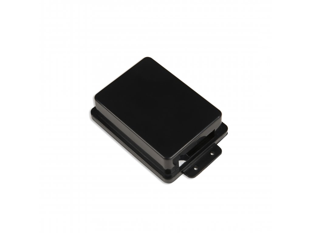 Plastová krabička KM29B, černá