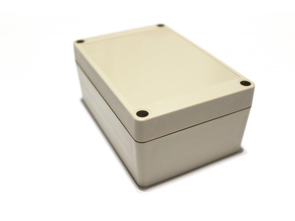 Plastová krabička BK1131, šedá