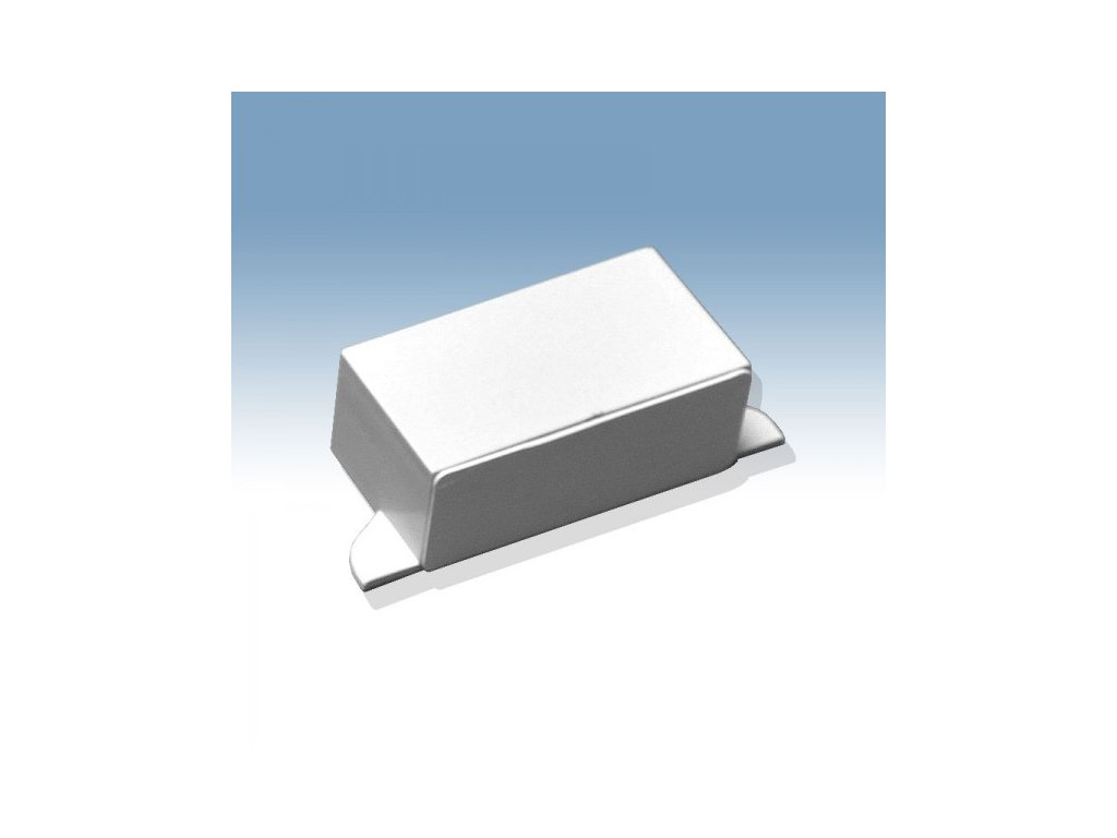 Plastová krabička KM31, šedá