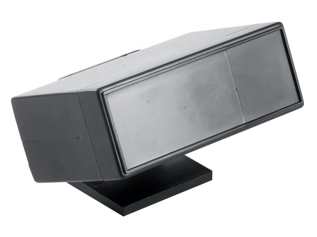 Plastová krabička KM32B, černá