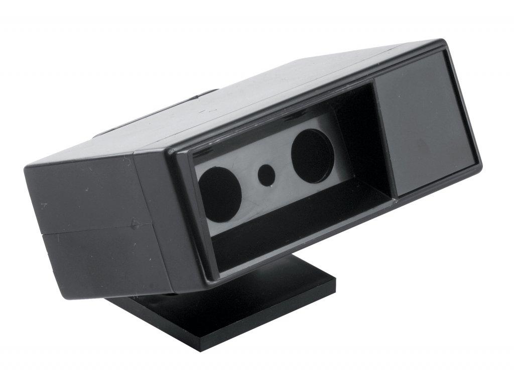 Plastová krabička KM32C, černá