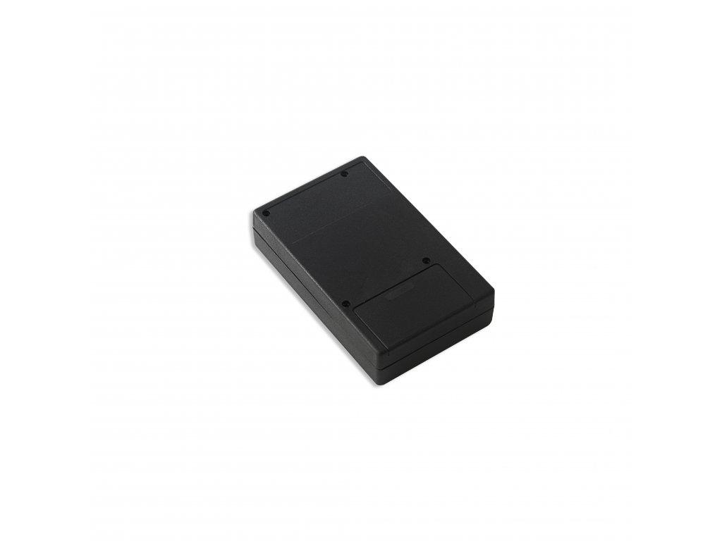 Plastová krabička KM33B, černá