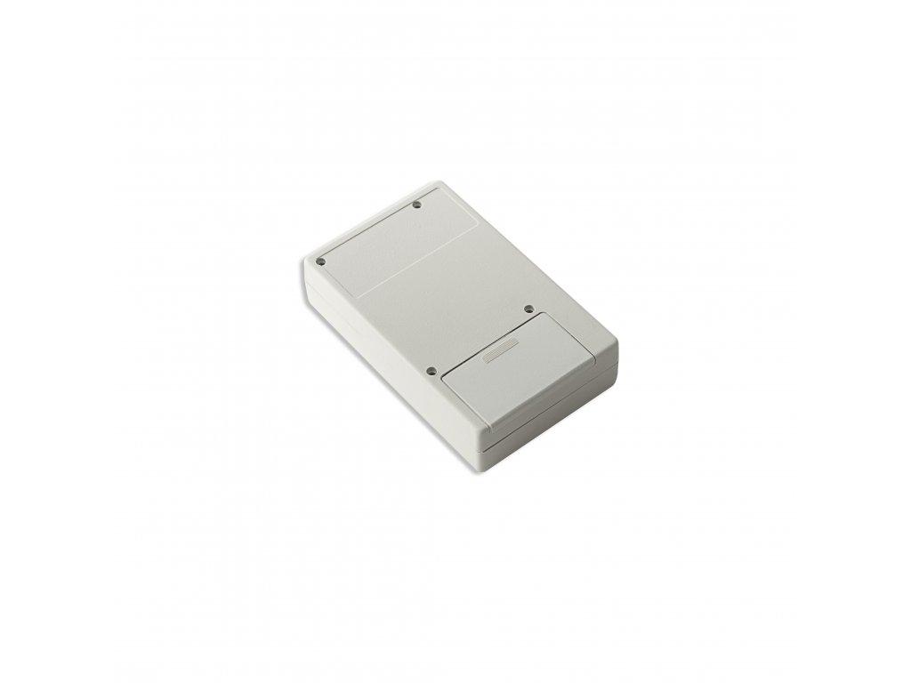 Plastová krabička KM33B, šedá