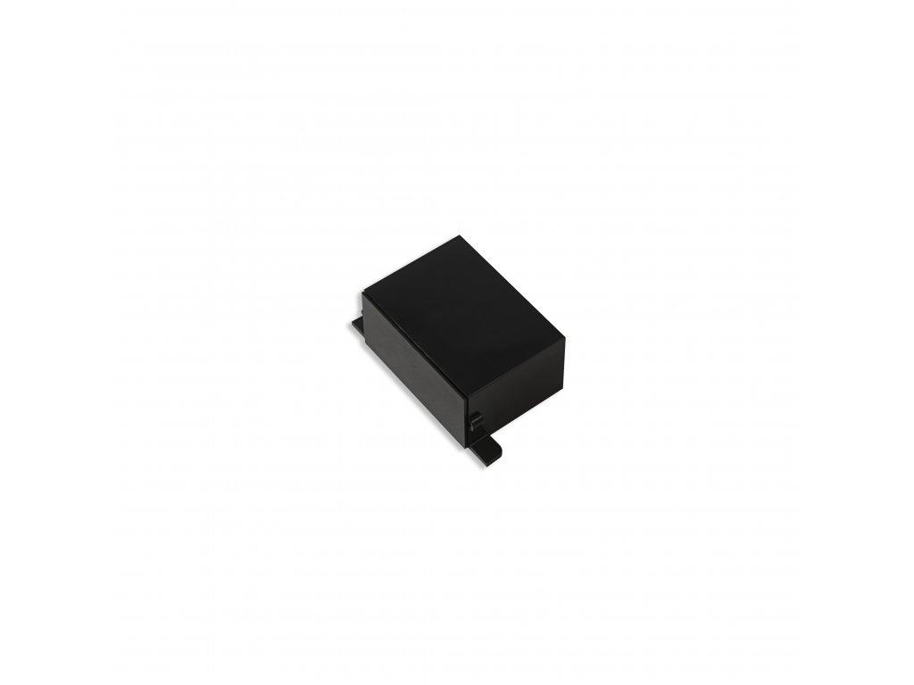 Plastová krabička KM34, černá