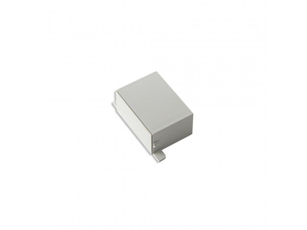 Plastová krabička KM34, šedá