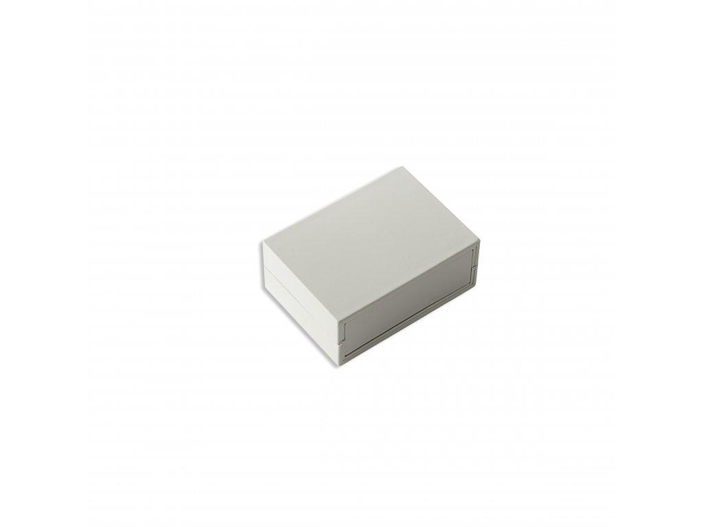 Plastová krabička KM35B, šedá