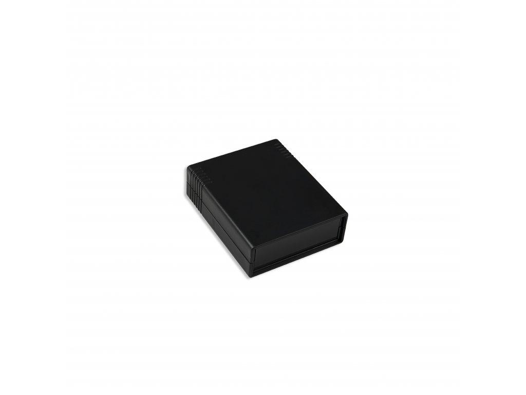 Plastová krabička KM42N, černá