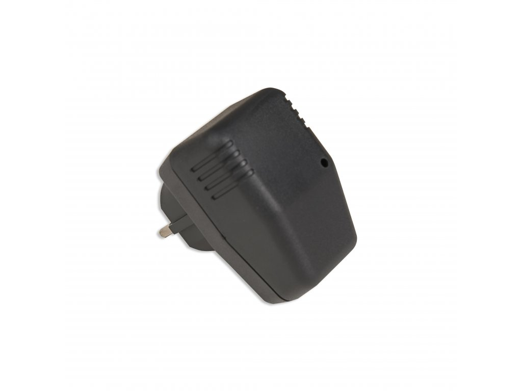 Plastová krabička KM46, černá