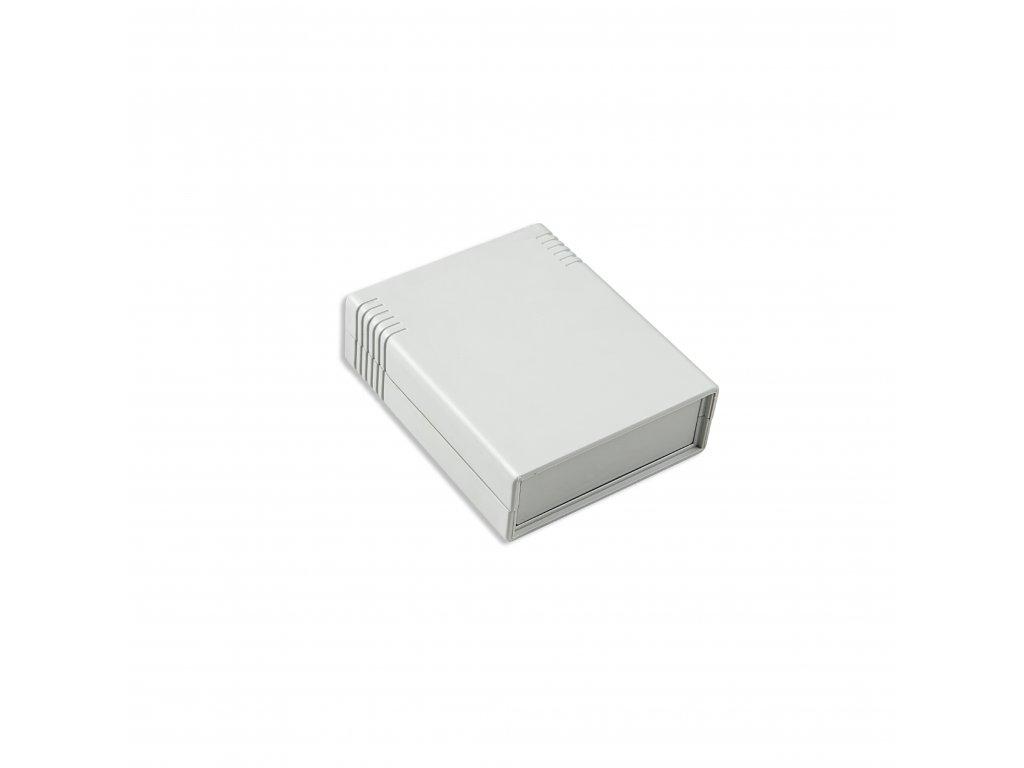 Plastová krabička KM48N, šedá