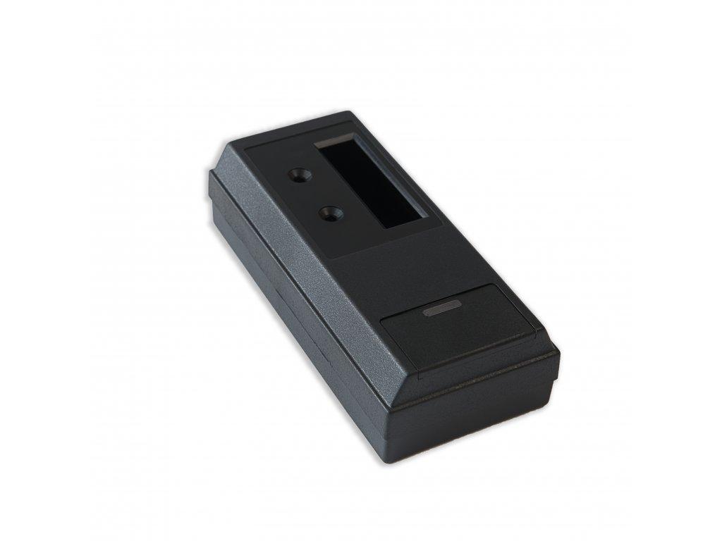 Plastová krabička KM51, černá