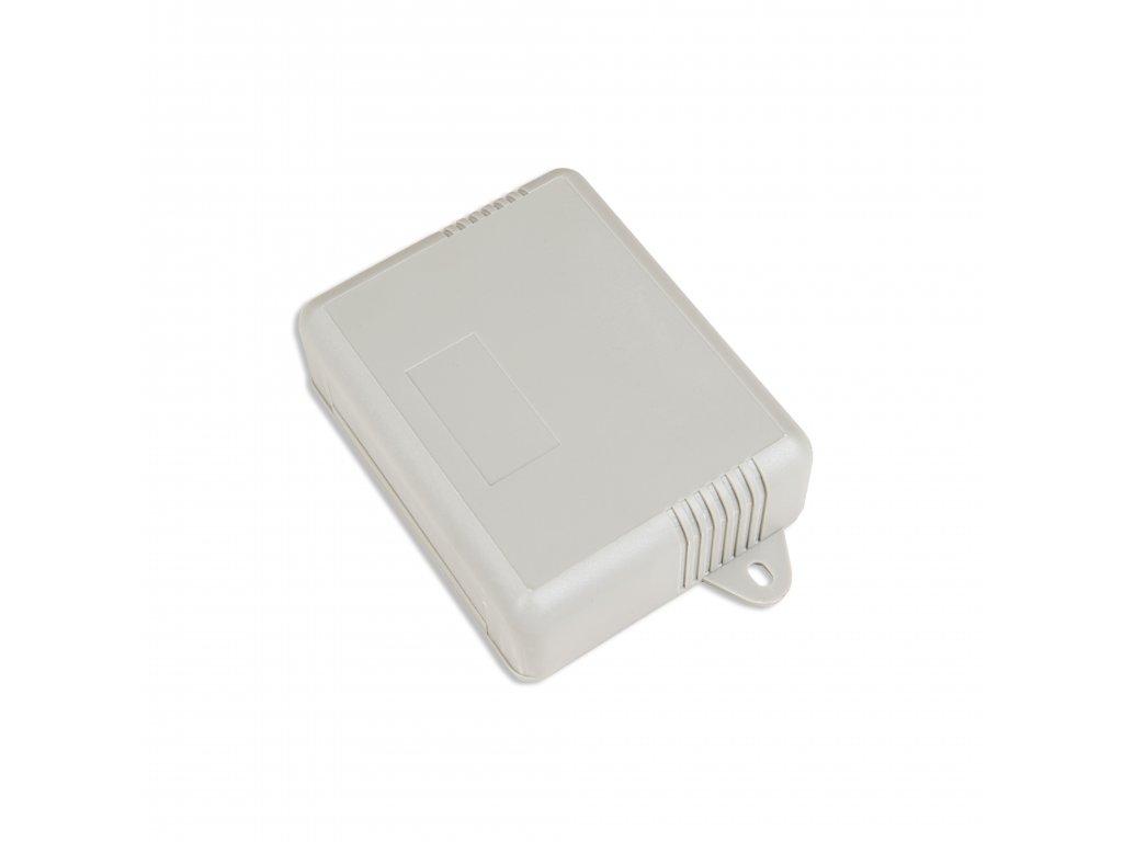 Plastová krabička KM53, šedá