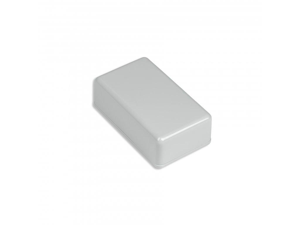 Plastová krabička KM55, šedá