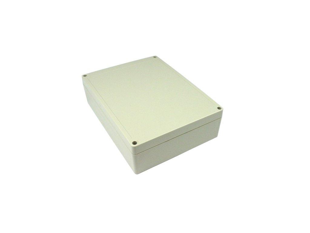 Plastová krabička BK1451, šedá