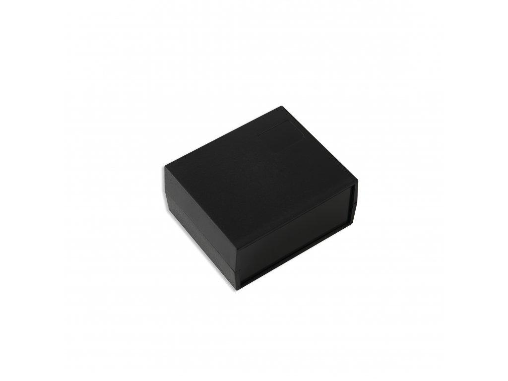 Plastová krabička KM56, černá