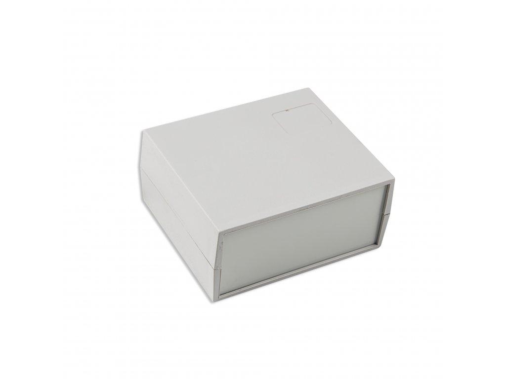 Plastová krabička KM56, šedá