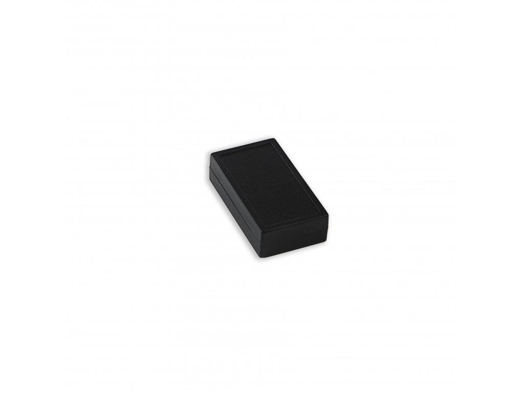 Plastová krabička KM57, černá