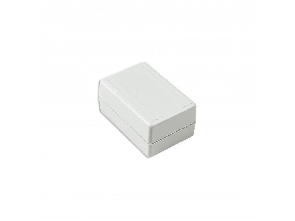 Plastová krabička KM59, šedá