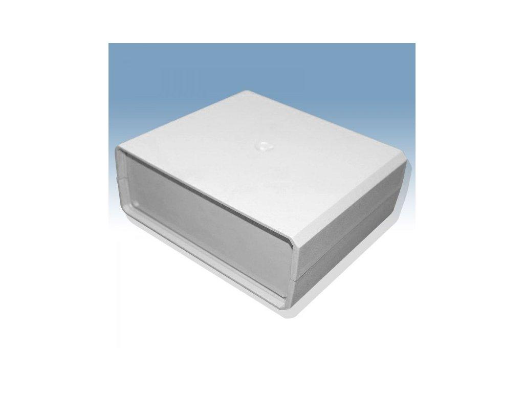 Plastová krabička KM60, šedá