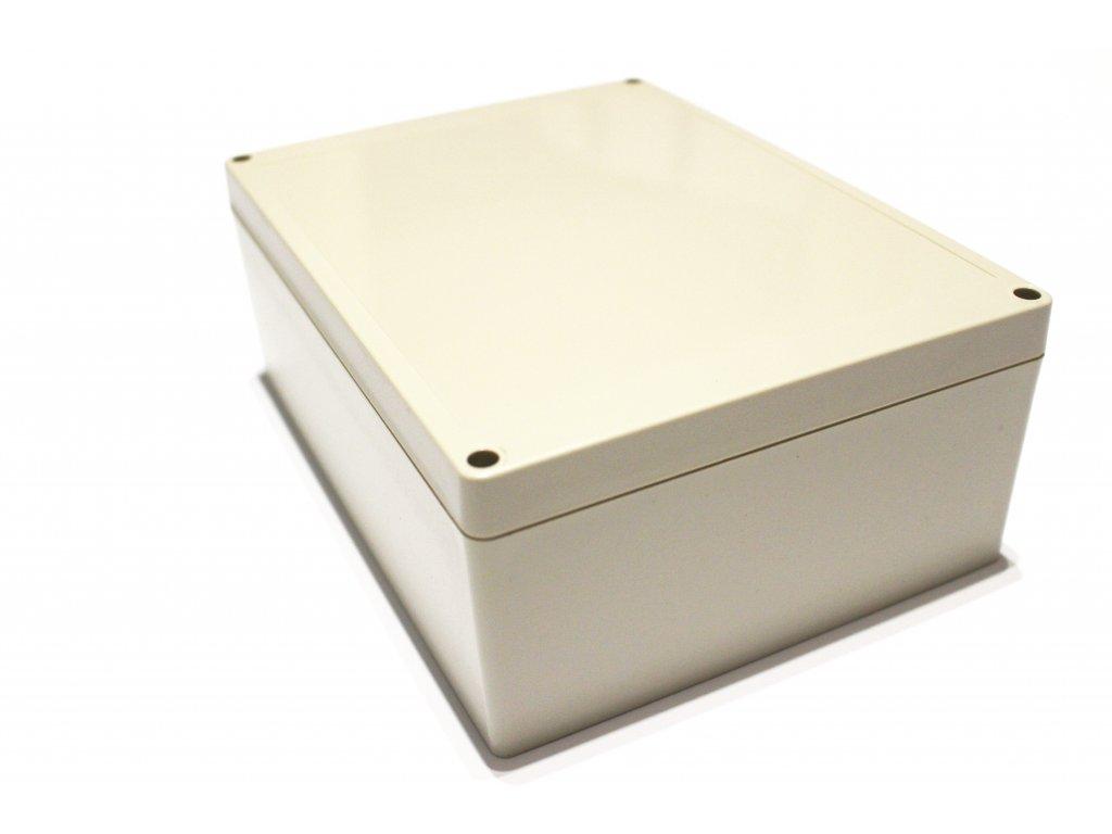 Plastová krabička BK1461, šedá