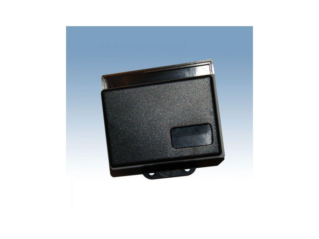 Plastová krabička KM70,černá