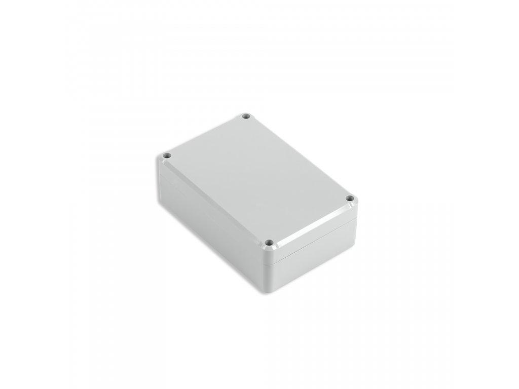 Plastová krabička KM75, šedá